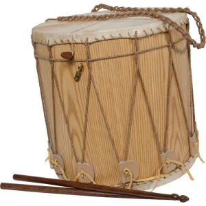 """Music house prince medieval drum 13""""x13""""-0"""
