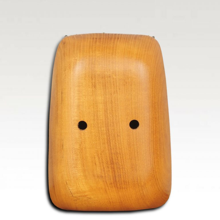 Heartland mulberry round back thumb piano, african kalimba, mbira with rosewood top -694