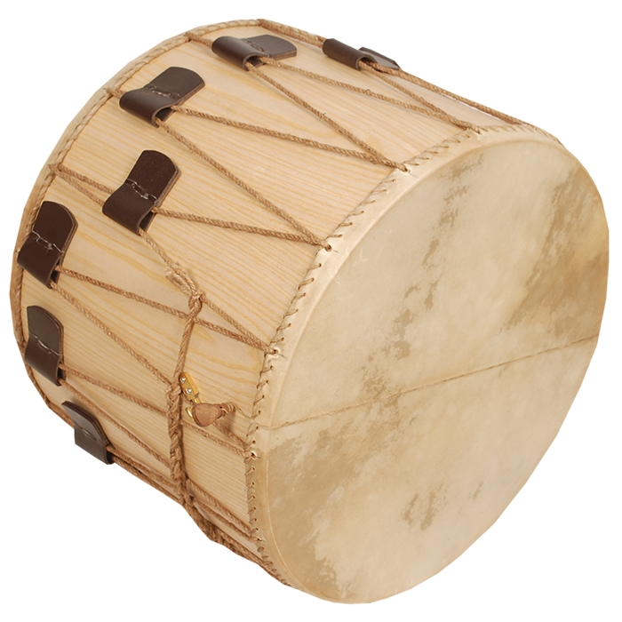 """Music house prince medieval drum 18""""x13""""-752"""
