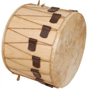 """Music House Prince Medieval Drum 18""""X13""""-0"""