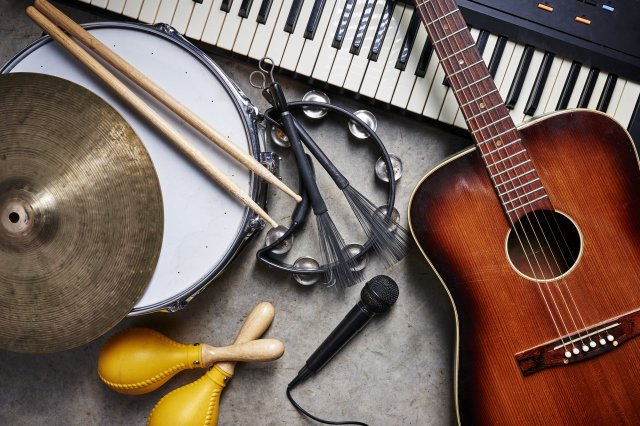 Musical instrument for beginners
